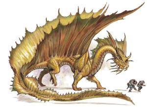 dragon-gold